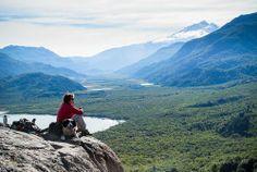 Patagonia argentina: mejores etapas de la huella andina