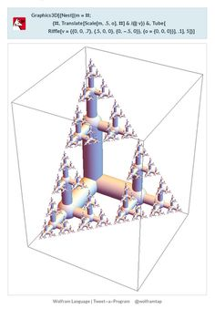 Graphics[Line[ Table[(i/240) If[EvenQ[i], .57, 1] With[{a = i 30 Degree}, {Cos[a], Sin[a]}], {i, 0, 240}]]] https://twitter.com/wolframtap/status/543455957964324864