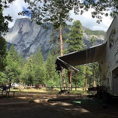 Lower Pines #campground in #yosemite by @campendium - YES! #rvlife #rvgems #homeiswhereyouparkit #rvliving #wanderlust #camp #fulltimerv #camplife #camping #travel #outdoors #nature #travelusa #wandering #offthegrid #campvibes #nomad #roadtrip #traveltrailer #gorving