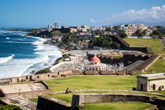 Castillo San Felipe del Morro, Old San Juan, Puerto Rico
