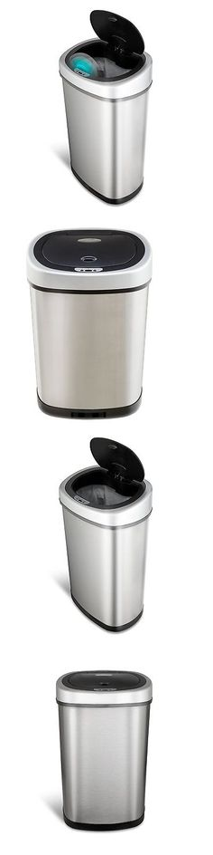 trash cans and stainless steel freshener 13 gallon step trash can tramontina garbage basket red u003e buy it now only on eu2026 - 13 Gallon Trash Can