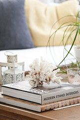 How to Style a Coffee Table: Coffee Table Vignette
