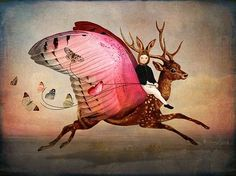 Digital Artworks by Catrin Welz-Stein