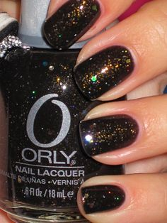 Orly Nail Polishes + Swatches