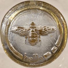 Napoleon's Bee Emblem: Symbol of immortality and resurrection. The Napoleonic Bee is considered to be the oldest emblem of the sovereigns of France.