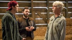 Ashton Kutcher comes home to comedy with Netflix's.: Ashton Kutcher comes home to comedy with Netflix's 'The Ranch' Sam Elliott, The Ranch Series, The Ranch Tv Show, Netflix Originals, The Originals, Debra Winger, Scary Shows, Upper Middle Class, Lee Brice