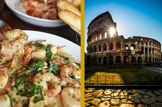 Eat At Olive Garden And We'll Tell You Which Italian City You Should Visit