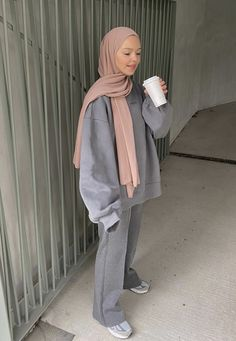 Muslim Fashion, Modest Fashion, Hijab Fashion, Fashion Outfits, Modest Wear, Mode Hijab, Aesthetic Fashion, Street Wear, My Style