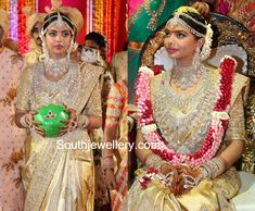 hasini boinipally wedding jewellery