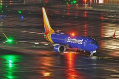 Southwest Airlines, Aircraft Pictures, Planes, Nice, Airports, Helicopters, Plane, Air Ride, Airplanes