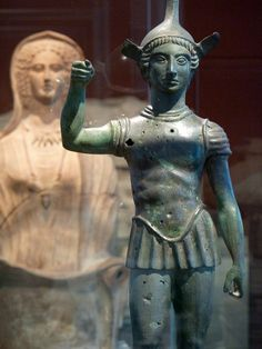 """Italia Antiqua"" - Etruscan and Roman Art. Altes Museum, Berlin."