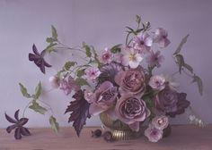 ADF.BegoniaRex  Ariel Dearie Flowers