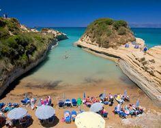 Athens Greece Beach