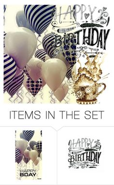 """happy 12th!"" by lvoth ❤ liked on Polyvore featuring art"