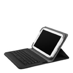 Belkin QODE Universal Portable Keyboard for 7-Inch and 8-Inch Tablets (Compatible with iPad mini and Galaxy Tab 4)
