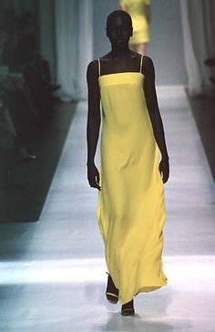 Genny - Ready-to-Wear - Runway Collection - WomenFall / Winter 1998