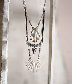Gimmicks by BKE Pendant Necklace