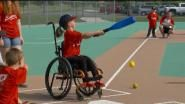 SALT LAKE CITY – Children with disabilities make up the Miracle League Baseball team sponsored by Shriners Hospitals for Children, and many of the children wouldn't have ever had the chance to play a team sport without the league.