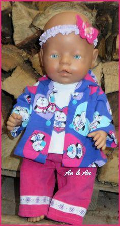 Setje voor Babyborn van www.poppenmode.com