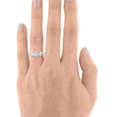 Three round brilliant diamonds, each gracefully suspended in four slender claws celebrating their individual radiance and giving this timeless classic diamond engagement ring a modern twist. For more information, Please contact us. Diamonds International, Bowman House, 1st Floor, 276 Edward street, Brisbane, QLD 4000, Phone: 07 3221 3677, www.diamondsinternational.com.au