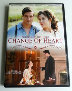 When Calls the Heart: Change of Heart - Episode 5 (DVD, 2014)