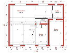 Cette maison en r 1 poss de une fa ade de moins de 10m ce - Surface habitable minimum d une chambre ...