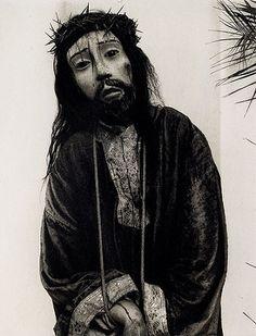 Paul Strand Christ aux épines, Huexotla 1933