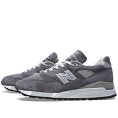 New Balance M998CH - Made In The USA (Grey)