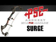2014 PSE SURGE™ : Economical Performance Compound Bow - http://huntingbows.co/2014-pse-surge-economical-performance-compound-bow/