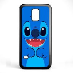 Disney Lilo And Stich Cute Facennn TATUM-3355 Samsung Phonecase Cover Samsung Galaxy S3 Mini Galaxy S4 Mini Galaxy S5 Mini