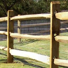 Guide to Split Rail