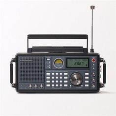 Best Made Company Grundig Satellit 750 Shortwave Radio