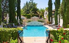 Beverly Hills Home Formerly Owned by Madonna, Diane Keaton | Cool Houses Daily