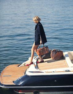 Ceec Design Fashion Blog Inspiration Edited by Jamie Koustas: Sunday Sailing