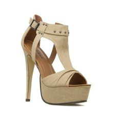 nude heels | things I love // | Pinterest found on Polyvore