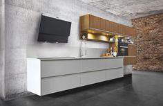 A reinvenção da cozinha: Eletros Tramontina
