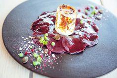 Panna Cotta, Restaurant, Park, Ethnic Recipes, Food, Dulce De Leche, Meal, Diner Restaurant, Essen