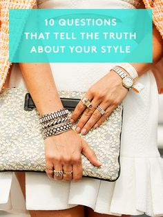 Love a good style quiz! // Pop quiz: Which style type are you? Personal Style Quiz, My Style Quiz, What's Your Style, Style Me, Cool Style, Sweater Weather, Big Dresses, Fall Trends, Types Of Fashion Styles