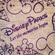 Let the memories Begin