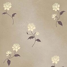 floral-stencil-patterns
