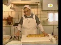 Ensalada de papa a la suiza con strudell de pollo3 /3 -HERMANA BERNARDA
