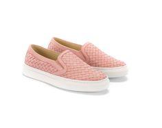 M.Gemi Cerchio sneakers in rose