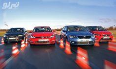 فيديو منافسة شرسة على السيارة الأوروبية الأفضل لهذا العام @arabsturbo