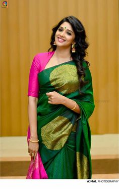 Blouse designs accentuate the looks of the wearer. For a classy and sophisticated look, try these amazing blouse designs which can win you many appreciatio Silk Saree Blouse Designs, Saree Blouse Patterns, Blouse Neck Designs, Pattern Blouses For Sarees, Designer Blouse Patterns, Designer Dresses, Saris, Saree Styles, Blouse Styles