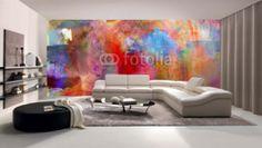 malerei texturen - Fototapety nr 48818320 - odmieniamy wnętrza