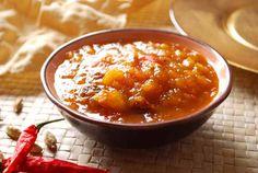 Chutney de mango, receta de la India