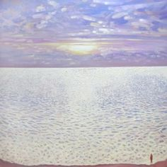 Buy original art via our online art gallery by UK/British Artists. A huge selection of modern art paintings for sale, as well as traditional artwork for sale through Art Discovered Online. All paintings comes with FREE UK delivery. Art Paintings For Sale, Modern Art Paintings, Seascape Paintings, Oil Paintings, Big Sea, Traditional Artwork, Sky And Clouds, Beach Look, Abstract Landscape