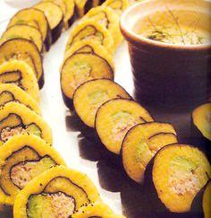 Sushi de Causa   Peruvian Food