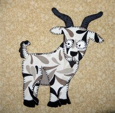 Farm Animal Applique Baby or Childs PDF Quilt Pattern: Down on the Farm  Our happy memories of growing up on the family farm in Montana are the