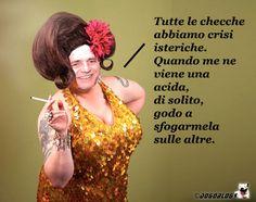La non-checca Formigoni in costume carnascialesco